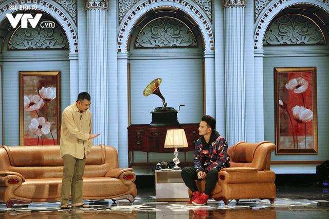Xuân Bắc khóc nghẹn vì bố Tự Long, Quang Thắng ở Gala cười 2019 - Ảnh 6.