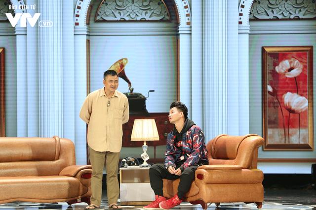 Xuân Bắc khóc nghẹn vì bố Tự Long, Quang Thắng ở Gala cười 2019 - Ảnh 7.