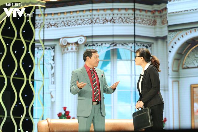 Xuân Bắc khóc nghẹn vì bố Tự Long, Quang Thắng ở Gala cười 2019 - Ảnh 13.