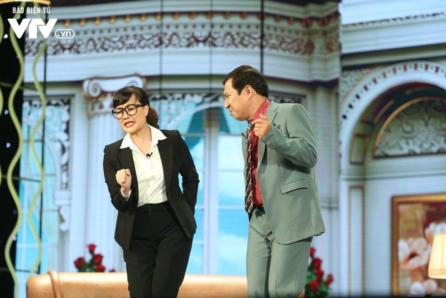 Xuân Bắc khóc nghẹn vì bố Tự Long, Quang Thắng ở Gala cười 2019 - Ảnh 15.