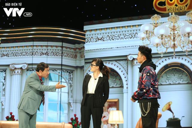 Xuân Bắc khóc nghẹn vì bố Tự Long, Quang Thắng ở Gala cười 2019 - Ảnh 16.