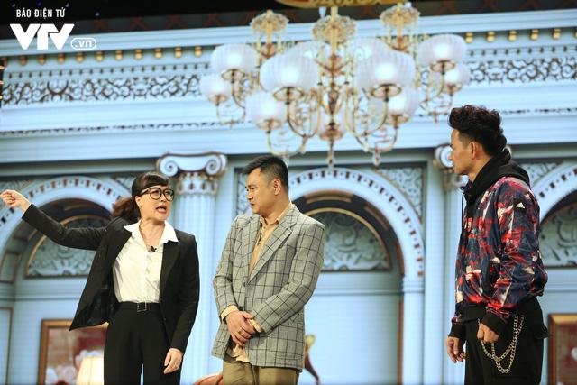 Xuân Bắc khóc nghẹn vì bố Tự Long, Quang Thắng ở Gala cười 2019 - Ảnh 18.