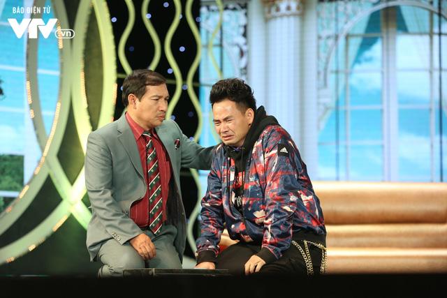 Xuân Bắc khóc nghẹn vì bố Tự Long, Quang Thắng ở Gala cười 2019 - Ảnh 21.