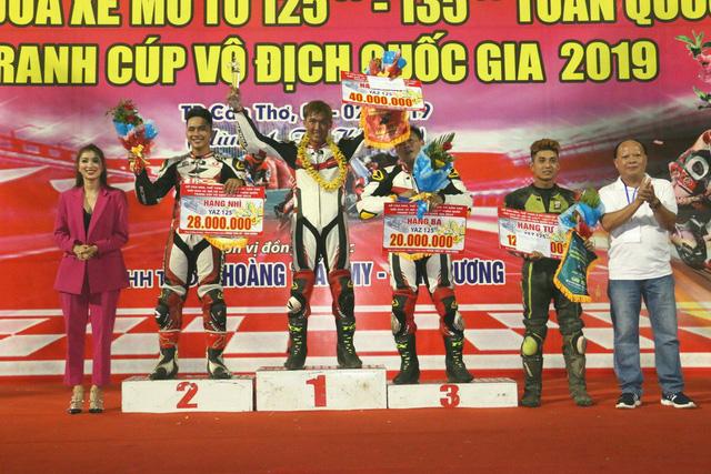 Kịch tính giải đua moto toàn quốc tranh cúp Quốc gia 2019 - Ảnh 5.