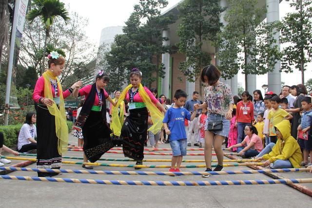 Nghinh xuân đón Tết Bắc Giang tại Bảo tàng dân tộc học - Ảnh 7.