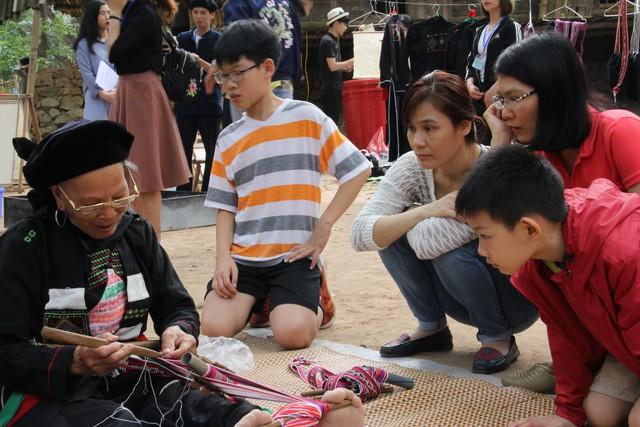 Nghinh xuân đón Tết Bắc Giang tại Bảo tàng dân tộc học - Ảnh 1.