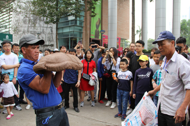 Nghinh xuân đón Tết Bắc Giang tại Bảo tàng dân tộc học - Ảnh 5.
