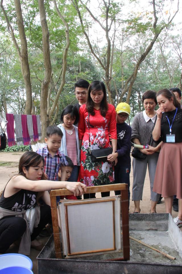 Nghinh xuân đón Tết Bắc Giang tại Bảo tàng dân tộc học - Ảnh 2.