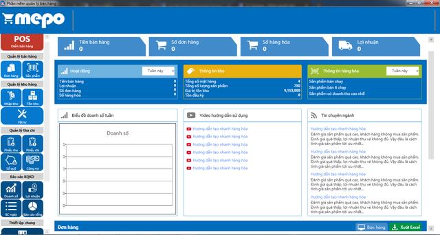 Viking Software sản xuất, phân phối phần mềm DMIT.US và MEPO CMS - Ảnh 4.