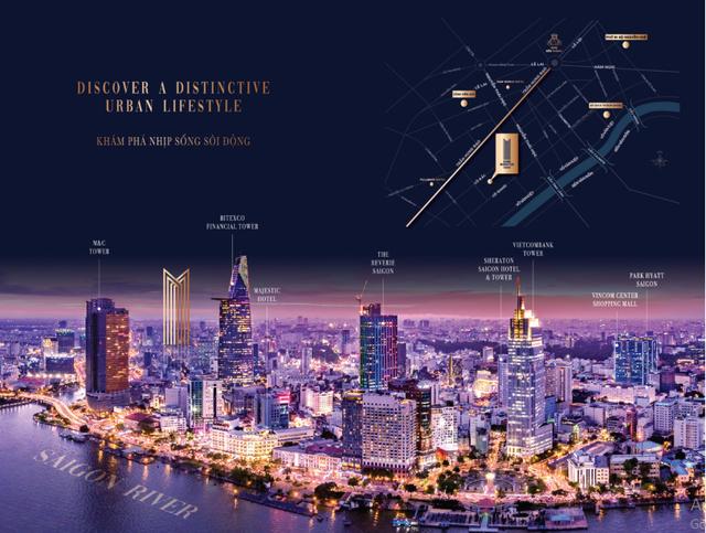 The Grand Manhattan ra mắt tháp Parkview sở hữu tầm nhìn về 2 công viên lớn tại trung tâm Quận 1 - Ảnh 1.