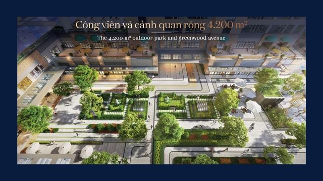 The Grand Manhattan ra mắt tháp Parkview sở hữu tầm nhìn về 2 công viên lớn tại trung tâm Quận 1 - Ảnh 3.