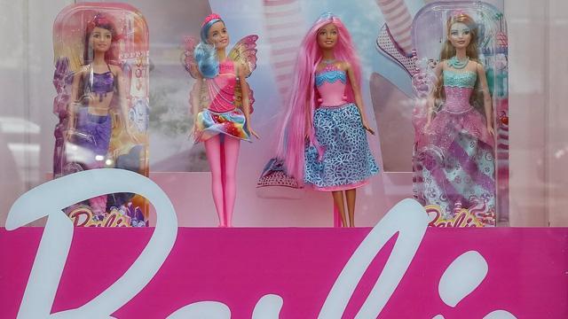 Búp bê Barbie chào đón sinh nhật lần thứ 60 - Ảnh 1.