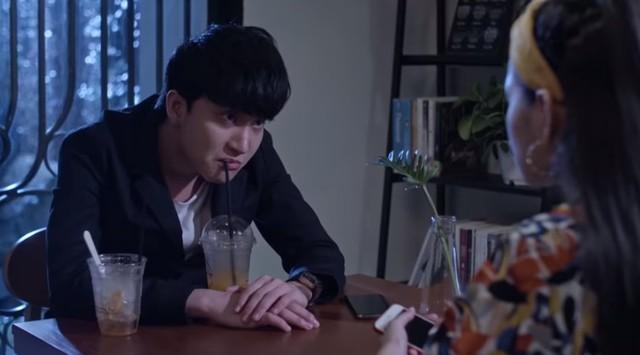 Những biểu cảm khó đỡ của B Trần trong phim Mối tình đầu của tôi - Ảnh 8.