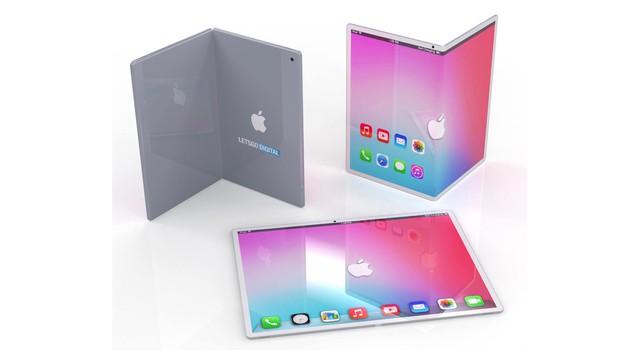 Sợ hết phần, Apple sẽ sớm trình làng iPhone màn hình gập - Ảnh 2.
