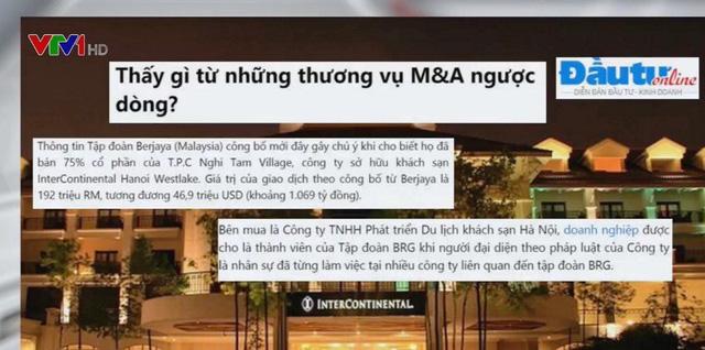 M&A khách sạn 5 sao: Cơ hội nào cho doanh nghiệp trong nước? - Ảnh 1.