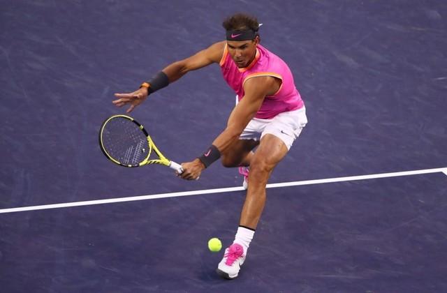 Trận đấu của Djokovic bị tạm hoãn, Nadal quên lịch thi đấu - Ảnh 1.