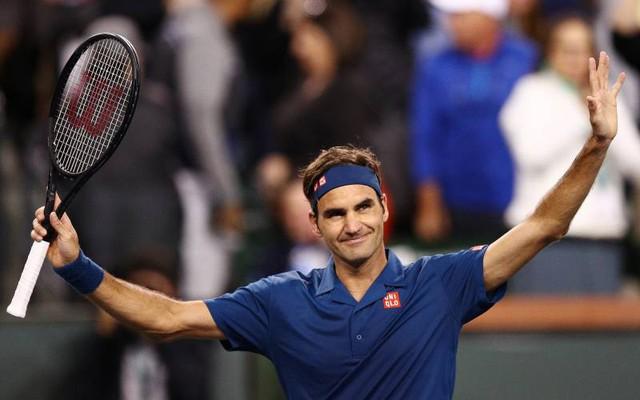 Đánh bại Wawrinka, Federer thẳng tiến vào vòng 4 Indian Wells - Ảnh 2.