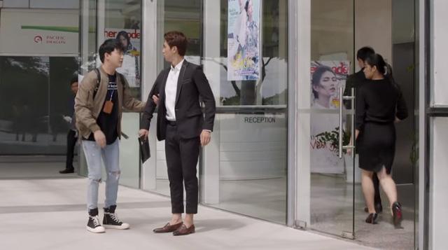 Mối tình đầu của tôi - Tập 29: Nam Phong - Minh Huy bị đồng nghiệp hiểu lầm là một đôi - Ảnh 2.