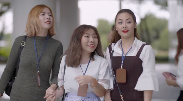 Mối tình đầu của tôi - Tập 29: Nam Phong - Minh Huy bị đồng nghiệp hiểu lầm là một đôi - Ảnh 4.
