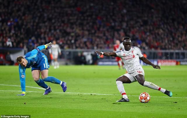 Thắng cách biệt Bayern Munich, Liverpool giành quyền vào tứ kết Champions League - Ảnh 2.