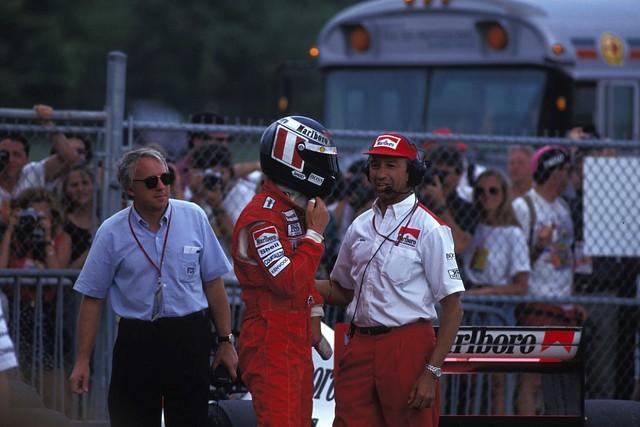 Charlie Whiting - Giám đốc giải đua xe công thức 1 qua đời - Ảnh 3.
