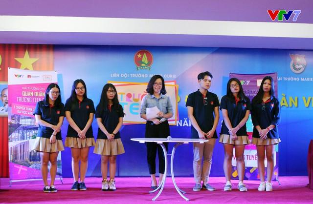 Trường teen 2019 tuyển sinh các đội tham gia mùa giải mới trên kênh VTV7 - Ảnh 1.