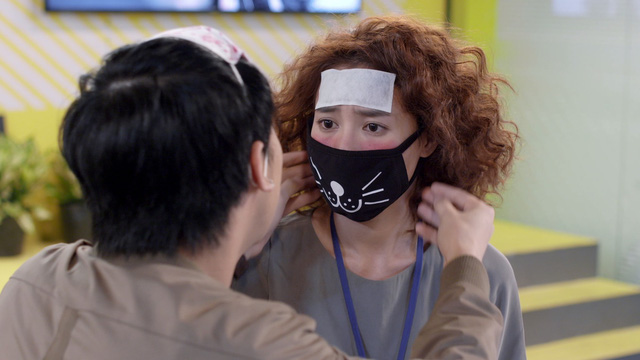 Mối tình đầu của tôi - Tập 30: Bị cảm nặng, An Chi được Minh Huy, Nam Phong tranh nhau chăm sóc - ảnh 1