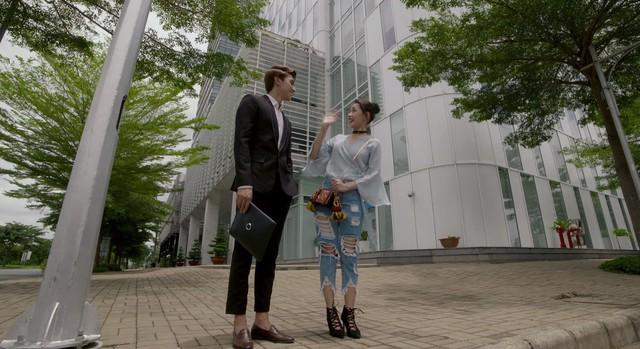 Mối tình đầu của tôi - Tập 30: Bị cảm nặng, An Chi được Minh Huy, Nam Phong tranh nhau chăm sóc - ảnh 6