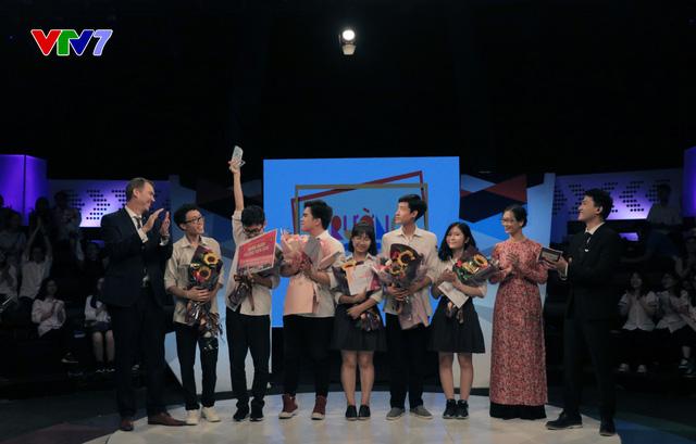 Trường teen 2019 tuyển sinh các đội tham gia mùa giải mới trên kênh VTV7 - Ảnh 5.