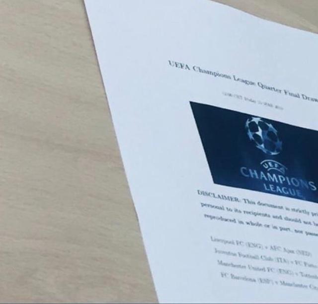 """Bốc thăm tứ kết Champions League: Khó tránh khỏi """"nội chiến"""" Premier League?! - Ảnh 1."""