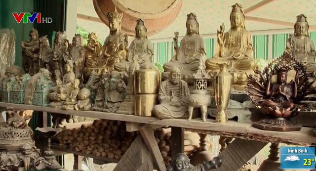Ghé thăm làng đúc đồng Phước Kiều hơn 400 tuổi - ảnh 1