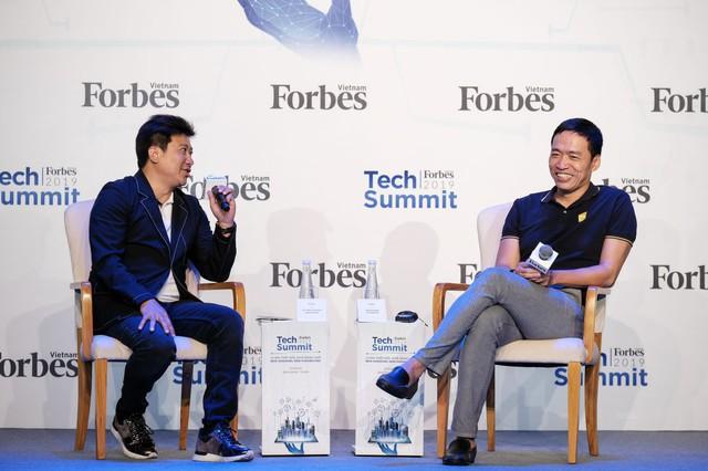 CEO VNG Lê Hồng Minh: Ở đâu khó thì ở đó có cơ hội, thậm chí rất nhiều cơ hội - Ảnh 1.