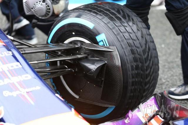 Đua xe F1: Những thay đổi cơ bản về thiết kế xe ở mùa giải công thức 1 năm 2019 - Ảnh 5.
