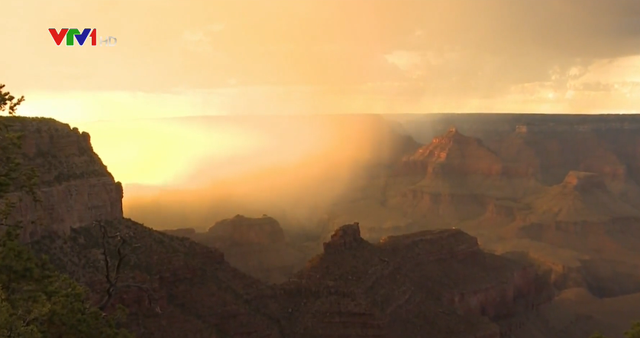 Chiêm ngưỡng khung cảnh hùng vĩ của hẻm vực Grand Canyon - ảnh 3