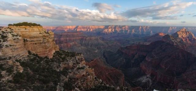 Chiêm ngưỡng khung cảnh hùng vĩ của hẻm vực Grand Canyon - ảnh 2