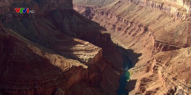Chiêm ngưỡng khung cảnh hùng vĩ của hẻm vực Grand Canyon - ảnh 6
