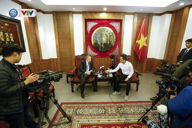 Chủ tịch Liên đoàn Xe hơi thế giới: F1 tại Việt Nam là sự kiện mang ý nghĩa lịch sử - Ảnh 1.