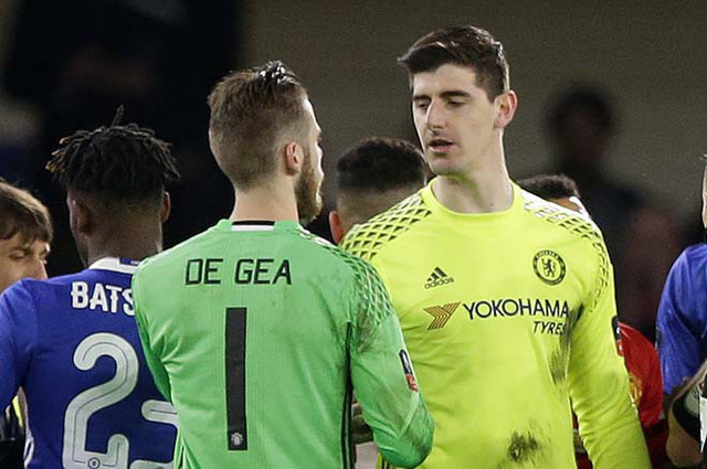 Lần lữa gia hạn, Man Utd nguy cơ mất De Gea vào tay Real Madrid - Ảnh 1.
