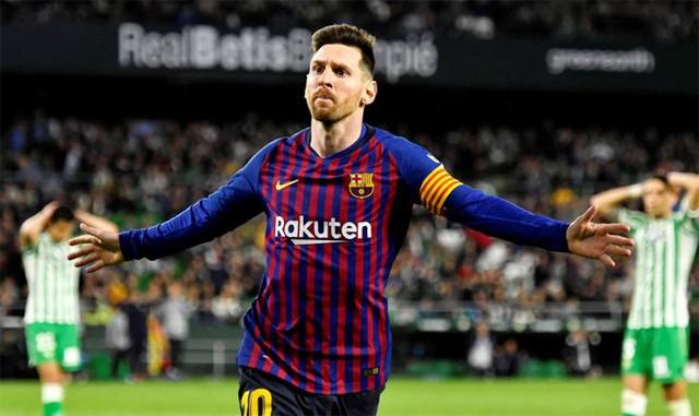 """5 giải hàng đầu châu Âu: Messi và Ronaldo lại """"hội ngộ"""" - Ảnh 1."""