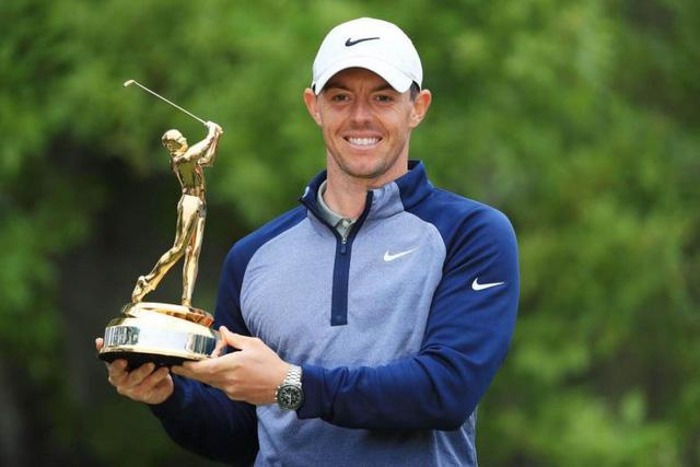 Cập nhật BXH golf thế giới sau giải golf The Players Championship: Rory McIlroy vươn lên vị trí thứ 4 - Ảnh 1.