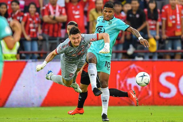 Đặng Văn Lâm hướng đến chiến thắng đầu tiên cùng SCG Muangthong United - Ảnh 1.