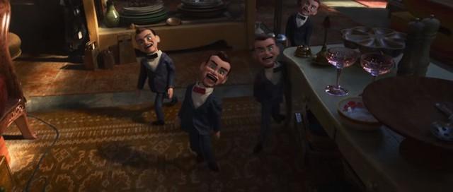 """Giật mình con rối quỷ ám xuất hiện trong """"Toy Story 4"""" - Ảnh 1."""