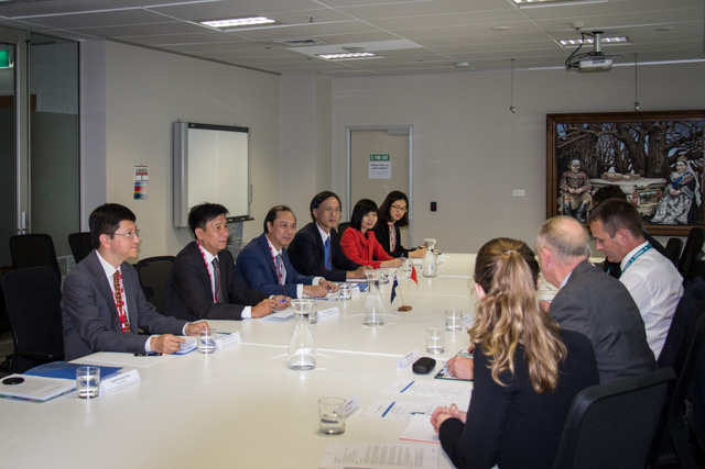 Việt Nam và New Zealand hướng tới nâng cấp quan hệ lên Đối tác chiến lược - Ảnh 1.