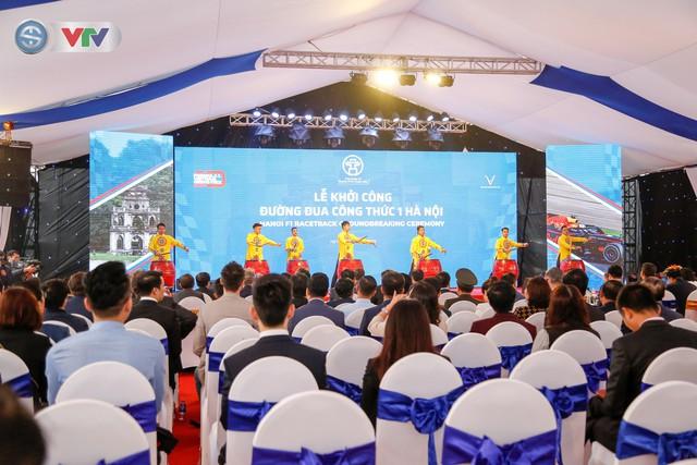 Hà Nội khởi công Đường đua Công thức 1 - Ảnh 2.