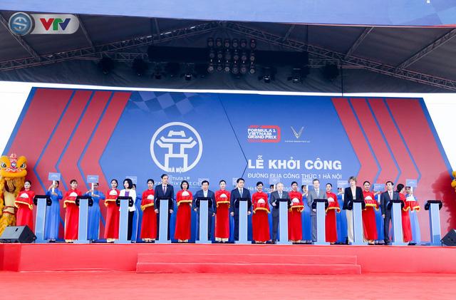Hà Nội khởi công Đường đua Công thức 1 - Ảnh 8.