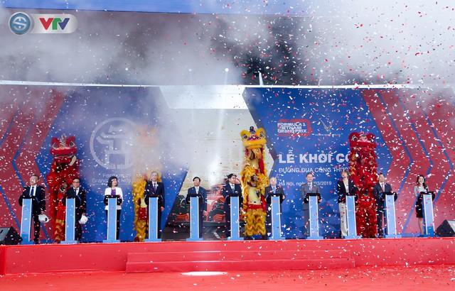 Hà Nội khởi công Đường đua Công thức 1 - Ảnh 9.