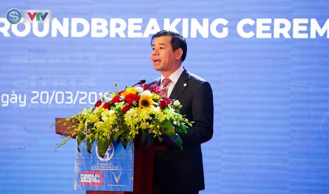 Hà Nội khởi công Đường đua Công thức 1 - Ảnh 6.