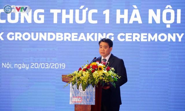 Hà Nội khởi công Đường đua Công thức 1 - Ảnh 7.