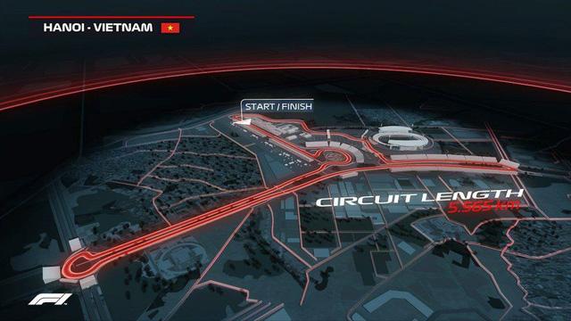 CHÍNH THỨC: Huỷ chặng đua xe Công thức 1 Việt Nam 2020 - Ảnh 1.