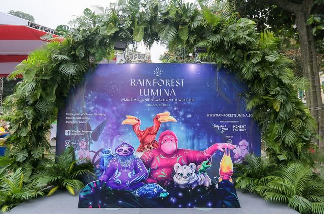 Cơm gà đẳng cấp Michelin gây sốt ở Lễ hội Singapore đầu tiên tại Việt Nam - Ảnh 16.